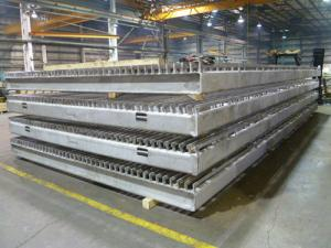 Fabricated Bar Rack Screens